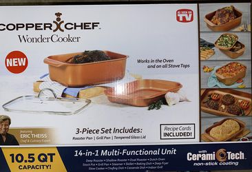 Copper chef for Sale in Hesperia,  CA