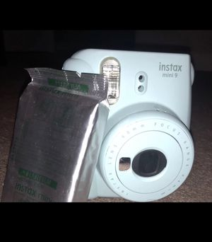Instax Mini 9 for Sale in Jonesboro, AR