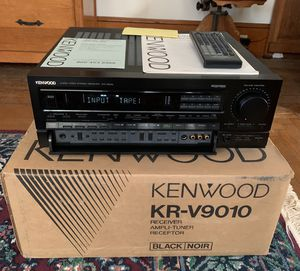 Kenwood receiver/amp for Sale in Sunbury, PA