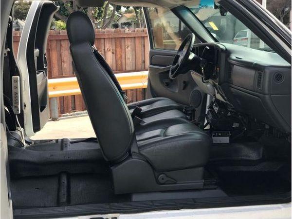 2006 Chevrolet Silverado 2500 HD Extended Cab