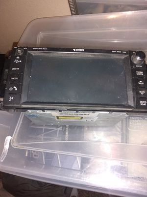 Sirius Touch Screen radio for car for Sale in Wichita, KS