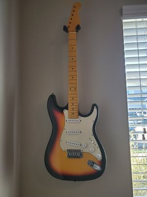 Japanese Stratocaster remake for Sale in Edgewood, WA