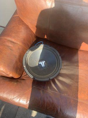 JL audio speaker for Sale in Half Moon Bay, CA