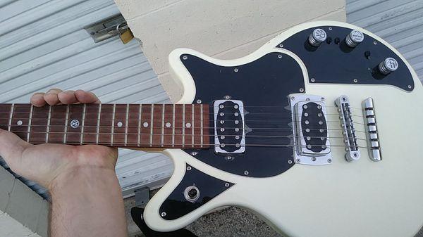 Volkswagen guitar