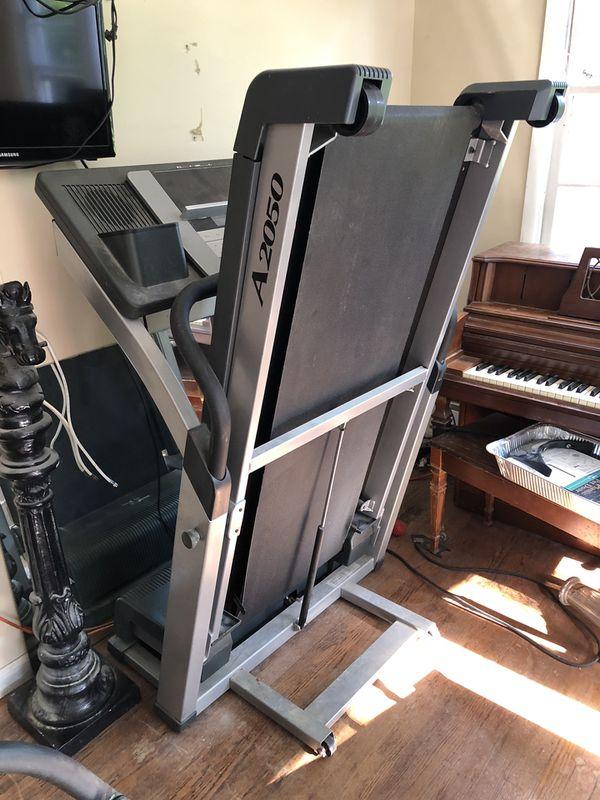 NordicTrack A2050 Treadmill
