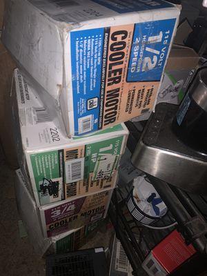 Cooler motors for Sale in North Las Vegas, NV