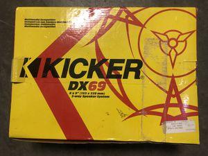 """Kicker 6x9"""" Speakers for Sale in Sloan, NV"""
