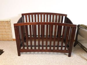Baby Crib , like new for Sale in Marble Cliff, OH