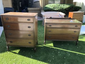 Two Antique dressers for Sale in Gilbert, AZ