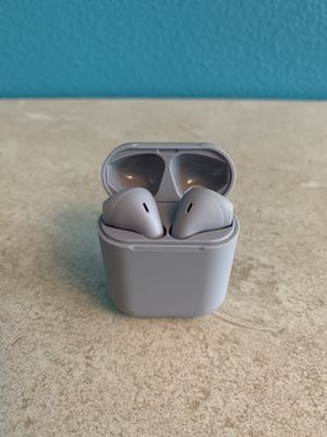 Wireless EarBuds Bluetooth Ear Pods Headphones for Iphone Android Samsung (Airpods) for Sale in St. Cloud, FL