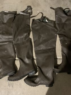 2 Pair Of Waders Size 10.5 for Sale in Seattle,  WA