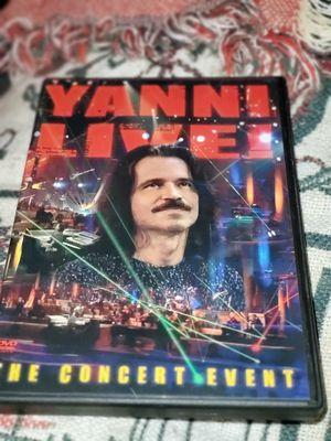 Yanni Live DVD Concert for Sale in Memphis, TN