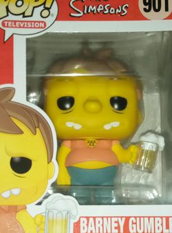 Funko Pop The Simpsons Barney Gumble for Sale in Woodside,  CA