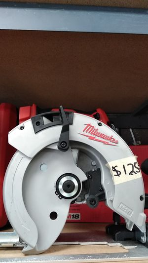 Milwaukee CIRCULAR SAW M18 for Sale in Moreno Valley, CA
