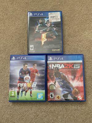 Bundle Ps4 games for Sale in Orlando, FL