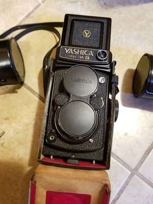 Yashica Mat 124 G for Sale in Wichita, KS