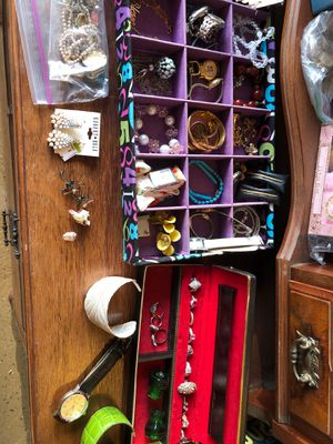Vintage and contemporary costume jewelry for Sale in Wildomar, CA