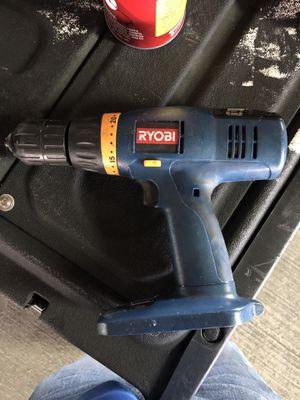 Drill ryobi for Sale in Miami, FL