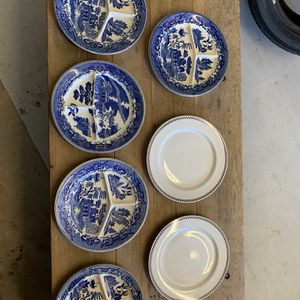 Antique China Plates for Sale in Springfield, VA