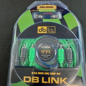 NEW! 8 Gauge Amplifier Wiring Kit for Sale in York, PA