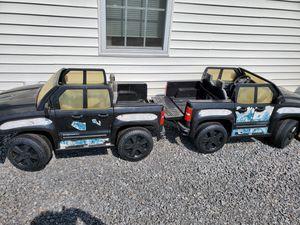 2 Silverado 12 volt trucks for Sale in Smyrna, TN