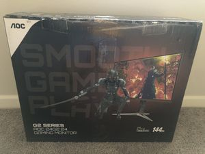 "AOC 24G2 24"" 144hz FHD 1080p for Sale in Clackamas, OR"