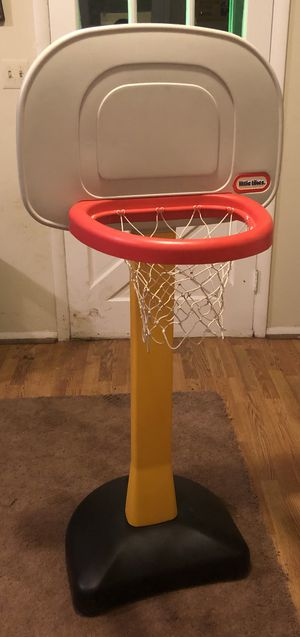 Little Tikes Toy Sports Basketball Set- Non Adjustable Post for Sale in Frederick, MD