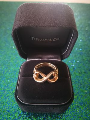 Tiffany &co Ring 💍 silver mail only ❣️ 7-s, for Sale in Waltham, MA