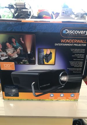 Wonderwall Entertainment projector. for Sale in Portland, OR