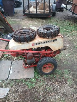 Nice gravely for Sale in Hartford, CT