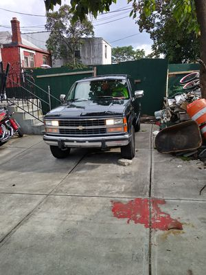 look out for stolen 93 chevy blazer silverado package for Sale in The Bronx, NY