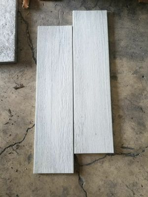 Lumber Gray porcelaine 6x24 for Sale in Miami, FL