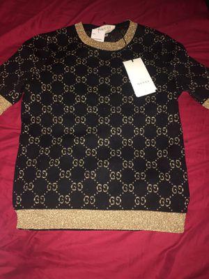 Gucci women's shirt size medium for Sale in Kent, WA