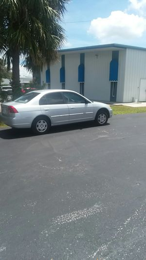 Honda civic Made in USA 2002 for Sale in Kenneth City, FL