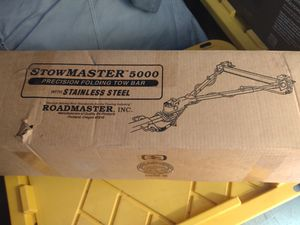 Roadmaster Stowmaster 5000 With Stainless Steel for Sale in Acampo, CA