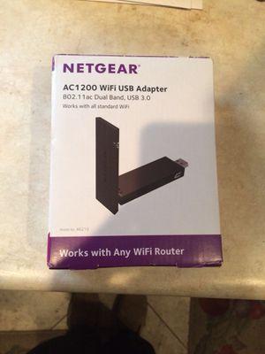 NETGEAR WIFI ADAPTER for Sale in NV, US