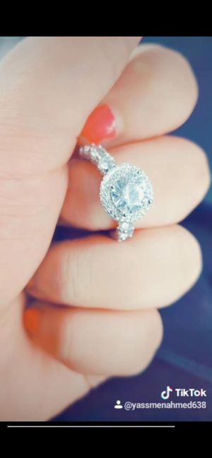 Promise ring silver for Sale in Fullerton, CA