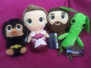 Harry Potter and Fantastic Beasts Plushes for Sale in Kissimmee, FL