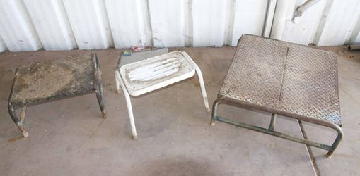 Lot of 3 mechanic's shop stools for Sale in Mesa,  AZ