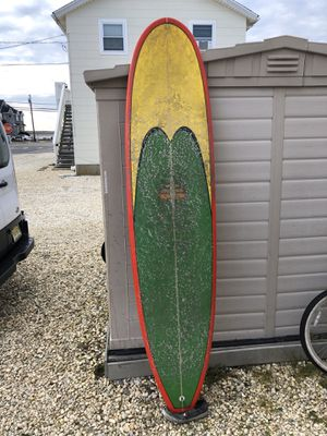 8'0 Mimi Suncatcher Longboard Surfboard for Sale in TOWNSEND INLT, NJ