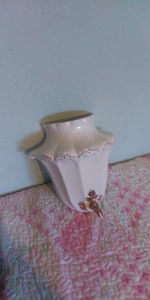 Decorative faux flower holder for Sale in Fresno, CA