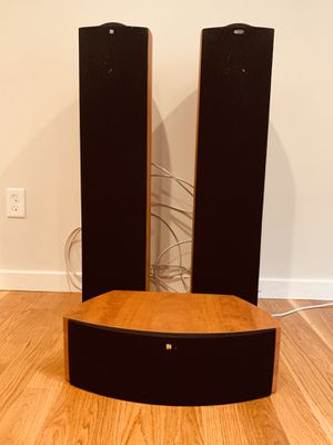 KEF Speaker System and Audio Equipment for Sale in Concord, MA