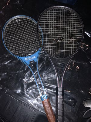 TENNIS RACKETS BOTH FOR $10 for Sale in El Cajon, CA