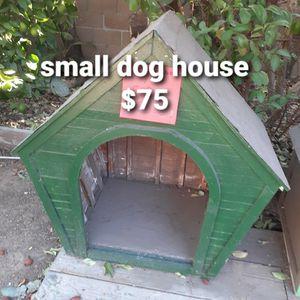 small dog house for sale for Sale in Silverado, CA