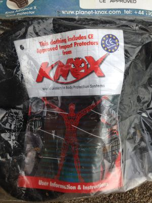Knox CE rated armor for Sale in Manassas, VA
