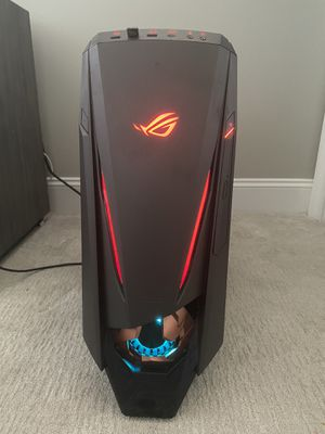 Asus Gaming Pc. Intel i7. 2 1080 graphics cards. MSI Motherboard. for Sale in Newport Beach, CA