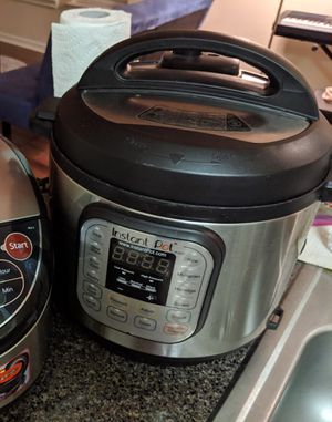 Instant pot for Sale in Houston, TX