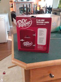 Mini Fridge Dr.Pepper for Sale in Nashville,  TN