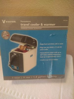 Vector Travel Cooler & Warmer with 12 volt DC Power Cord ****Brand New***** for Sale in Poway, CA
