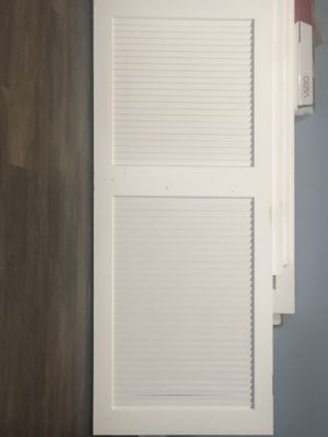 Brand new Utility doors total # 4 for Sale in Cumming, GA